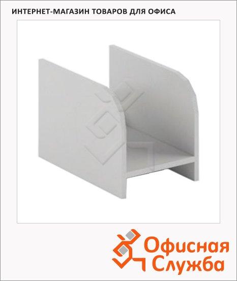 Подставка под системный блок Skyland Simple SB-1, 280х450х315мм, серый