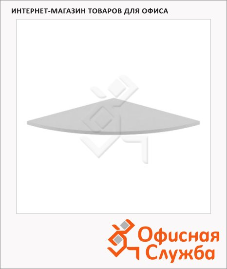 Приставка Skyland Simple SP-600, 600х600мм, серый