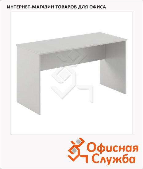 Стол письменный Skyland S-1400 серый, 1400х600х760мм