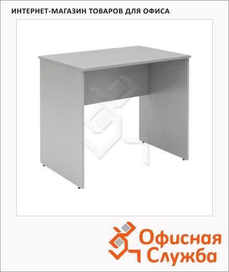 Стол письменный Skyland Simple S-900, 900х600х760мм, серый