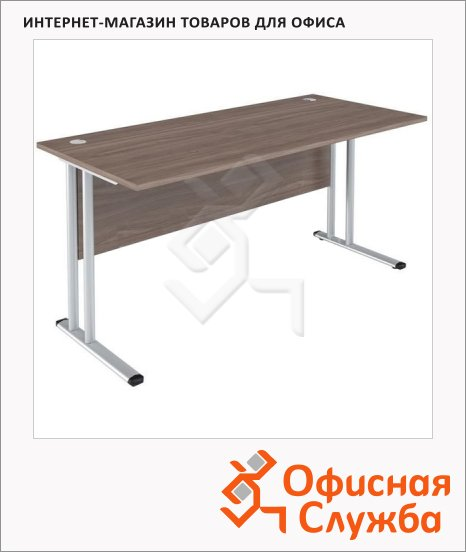 Стол письменный Skyland Imago-M СП-4М, 1600х720х755мм, ясень шимо