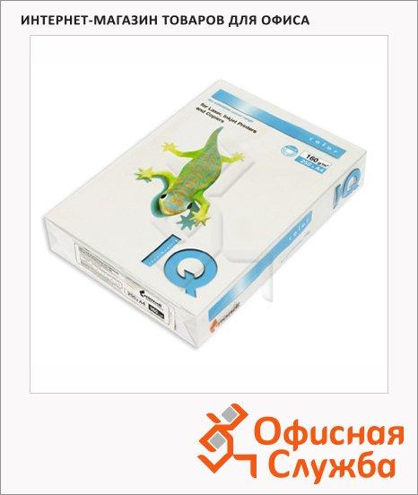 Цветная бумага для принтера Iq Color серая, А4, GR21, 500 листов, 80г/м2