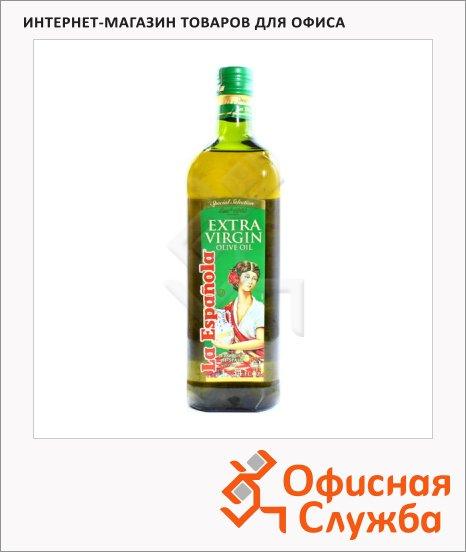 Масло оливковое La Espanola Extra Virgin нерафинированное, 1л