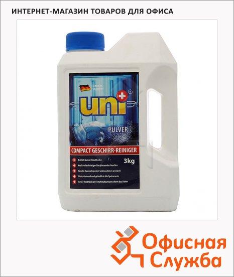 фото: Моющее средство Uniplus 3кг порошок