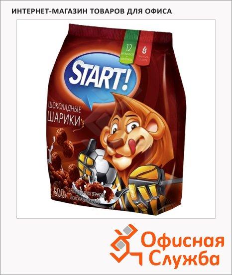 фото: Готовый завтрак шоколадные шарики 500г
