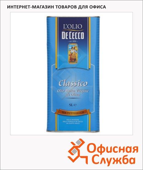 фото: Масло оливковое De Cecco Еxtra virgin 100% нерафинированное 5л