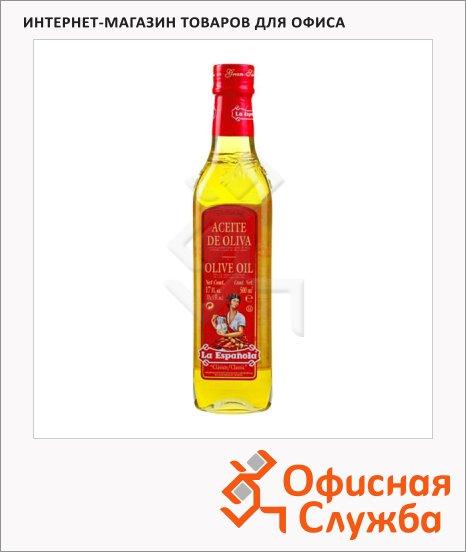 фото: Масло оливковое La Espanola рафинированное 500мл
