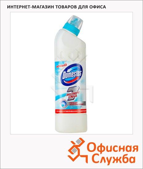 Чистящее средство Domestos Эксперт сила 7 1л, гель, ультра белый