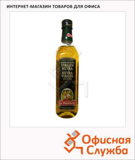 Масло оливковое La Espanola Extra Virgin нерафинированное, 0.5л