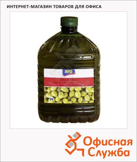 Масло оливковое Aro нерафинированное, 5л