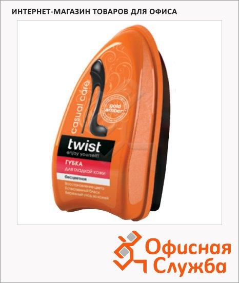Губка для гладкой кожи Twist Casual бесцветная