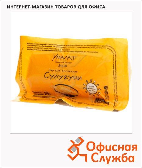 фото: Сыр рассольный Umalatte Сулугуни 45% 370г
