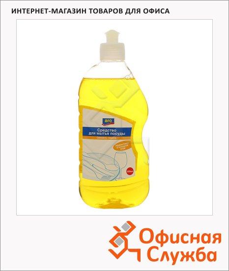 фото: Средство для мытья посуды 0.5л лимон, гель