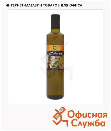 Масло оливковое Gaea Extra Virgin Каламата нерафинированное, 0.5л