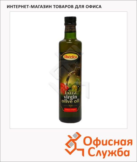 Масло оливковое Iberica Extra Virgin нерафинированное, 0.5л