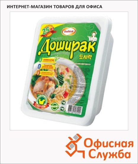 Лапша быстрого приготовления Доширак курица, 8штх90г