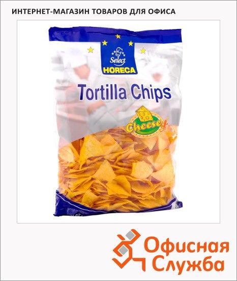 Чипсы Horeca кукурузные с сыром, 750г