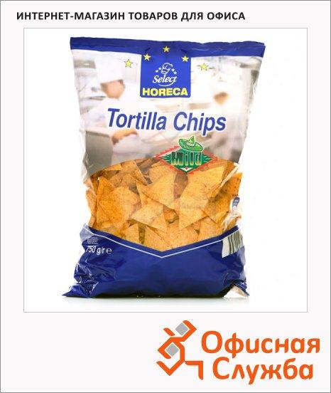 Чипсы Horeca кукурузные с солью, 750г