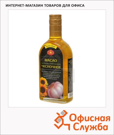 Масло растительное Golden Kings Of Ukraine чесночное, 0.35л