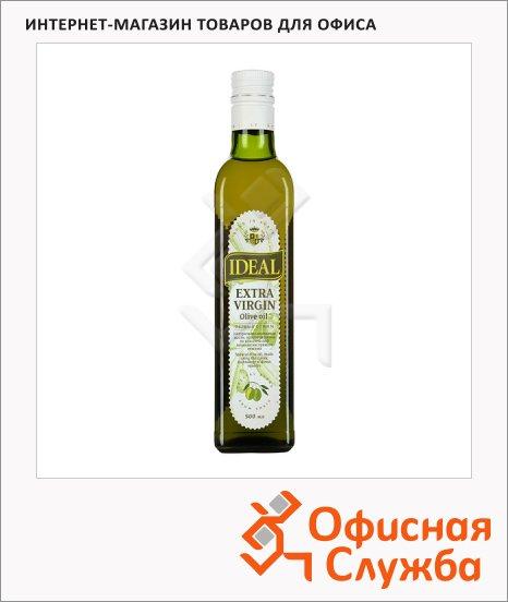Масло оливковое Ideal Extra Virgin нерафинированное, 0.5л