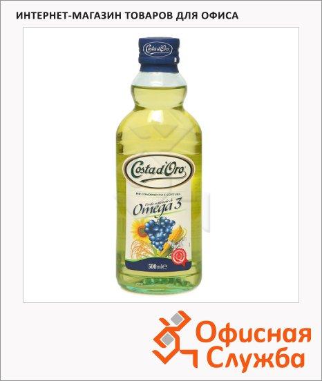Масло растительное Оlisana омега 3 смесь рафинированных масел, 0.5л