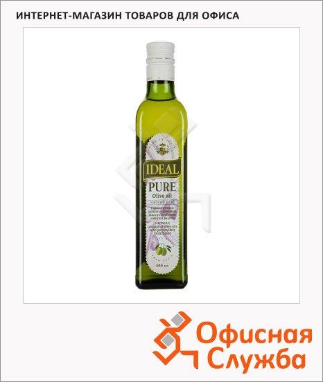 Масло оливковое Ideal Pure смесь рафинированного и нерафинированного, 0.5л