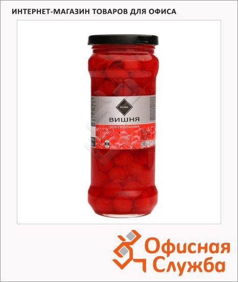 Консервированные ягоды Rioba вишня коктейльная, 560г