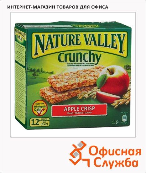 фото: Батончик мюсли яблоко