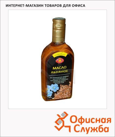 Масло растительное Golden Kings Of Ukraine льняное, 0,35л
