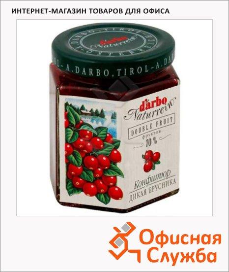 Конфитюр Darbo Дикая брусника, 200г