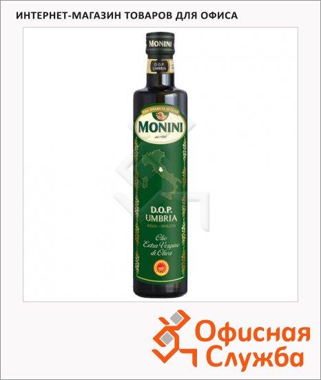 фото: Масло оливковое Monini Dop Umbria Extra Virgin нерафинированное 250мл