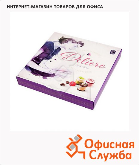 Конфеты Delioro коллекция десертов, 220г