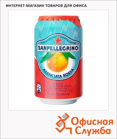 ������� ������������ Sanpellegrino ������� ��������, �/�, 0.33� � 6��