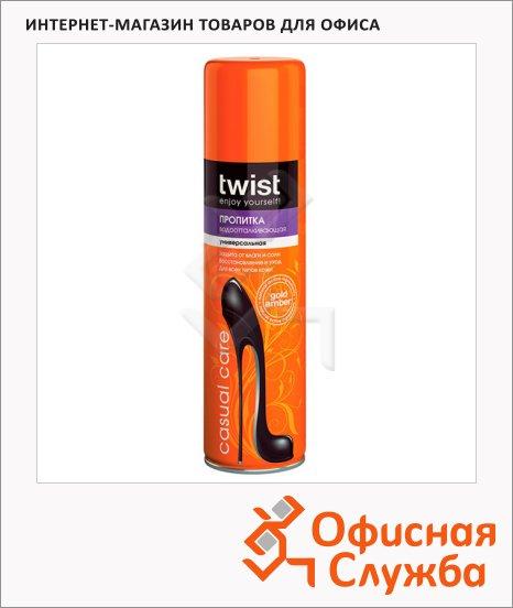 фото: Пропитка для обуви Twist Casual водоотталкивающая 250мл