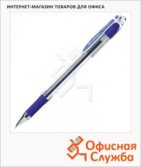 Ручка шариковая Berlingo I-15 синяя, 0.4мм, грип