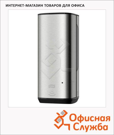 Диспенсер для мыла в картриджах Tork Image Design S4, 460009, сенсорный, металлик