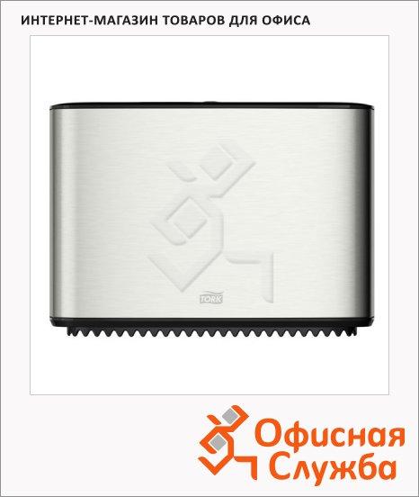 Диспенсер для туалетной бумаги в рулонах Tork Image Design T2, 460006, мини, металлик