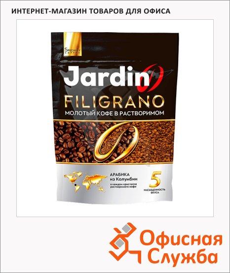 фото: Кофе растворимый Jardin Filigrano (Филиграно) 75г пакет