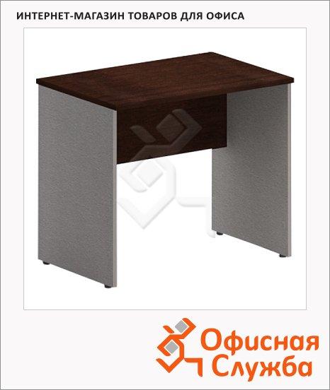 Стол письменный Skyland Imago СП-2.1, 1200х600х755мм, венге/металлик