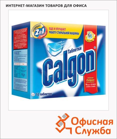 фото: Средство для смягчения воды Calgon 12шт в таблетках
