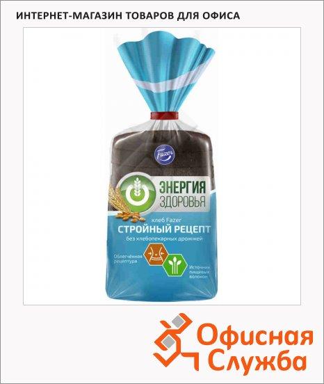 Хлеб Fazer Энергия Здоровья стройный рецепт, 350г