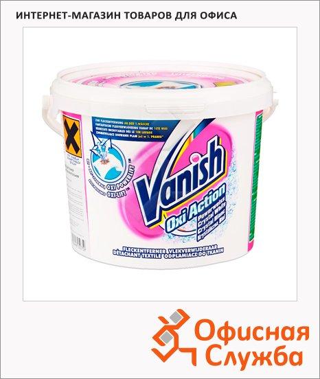 Пятновыводитель Vanish Oxi Action 2.4кг, кристальная белизна, порошок