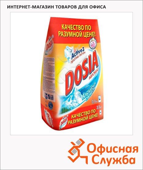Стиральный порошок Dosia 3.7кг, альпийская свежесть, автомат