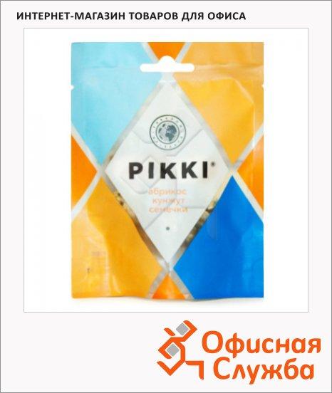 Кранчи Pikki абрикос с кунжутом и семечками, 50г
