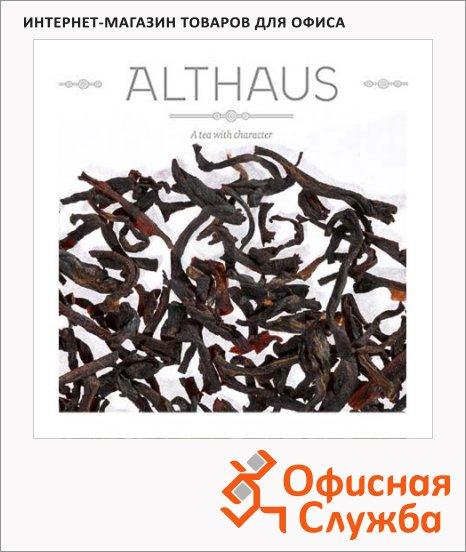 фото: Чай Althaus Earl Grey Supreme черный, листовой, 250г