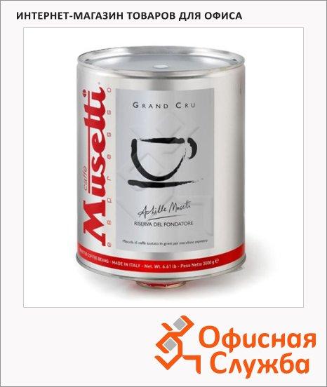 фото: Кофе в зернах Musetti Grand Cru 3кг ж/б