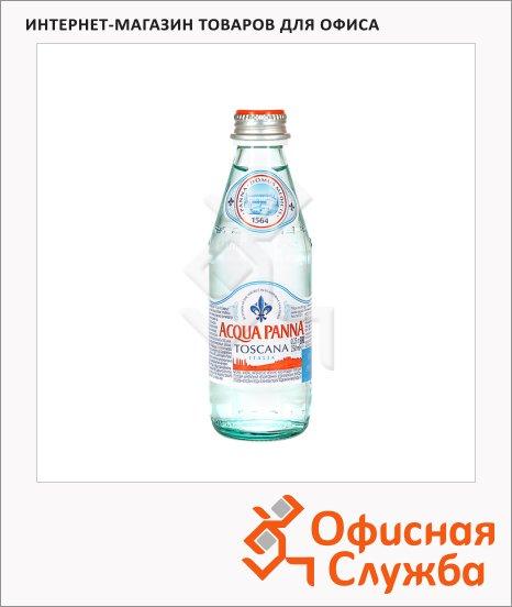 фото: Вода минеральная Acqua Panna без газа стекло, 250мл