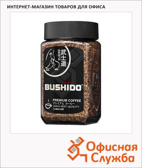 фото: Кофе растворимый Bushido Black Katana 50г стекло