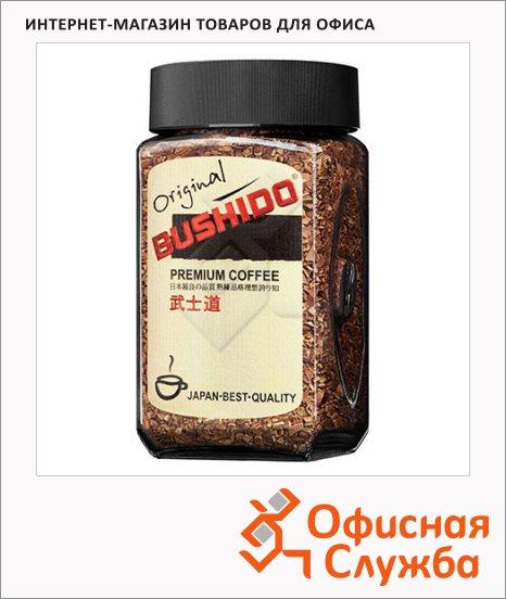 Кофе растворимый Bushido Katana Original 50г, стекло