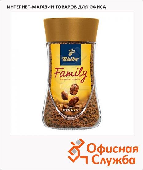 фото: Кофе растворимый Tchibo Family 100г стекло